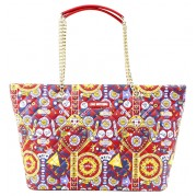 Pinball Shopping Bag -  Love Moschino
