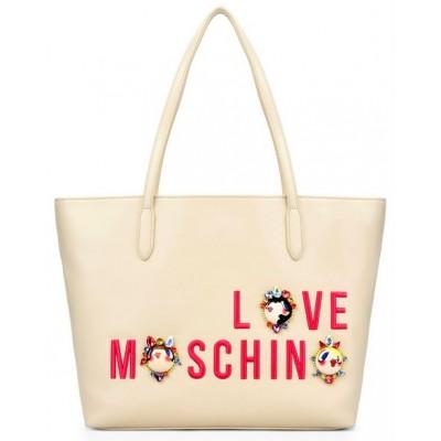 Shopping Bag Logo -  Love Moschino