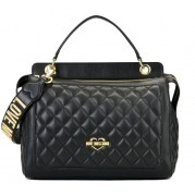 Quilted Bag - Love Moschino