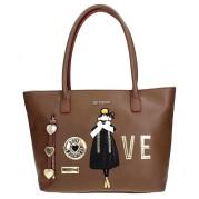 Shopping Bag- Love Moschino