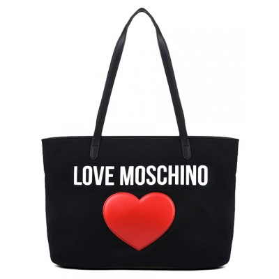 Cuore  Shopping Bag - Love Moschino