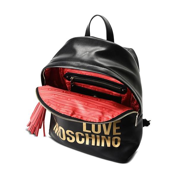 ZAINO LOVE MOSCHINO CON MAPPO