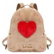 Heart Backpack - Love Moschino