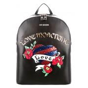 Heart Tattoo Backpack - Love Moschino