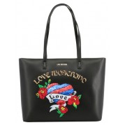 Shopping Bag Tattoo - Love Moschino