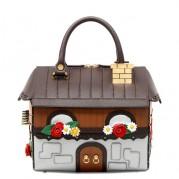 "Theme "" Chalet "" handbag -  Braccialini"