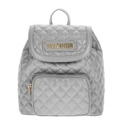 Quilted Backpack - Love Moschino