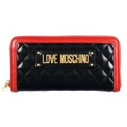 Portafoglio Matelassè - Love Moschino