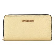 Logo Lettering Wallet - Love Moschino