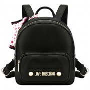 Kisses Scarf Backpack - Love Moschino