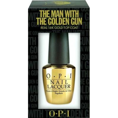 Top Coat Oro 18K - 007 James Bond