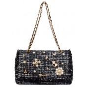 Shoulder Bag Allure - Tosca Blu